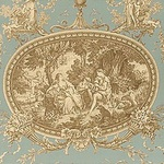 Ткань для штор F99718 Toile Resource 2 Thibaut