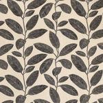 Ткань для штор Thibaut Komodo Leaves Black and Flax F95714