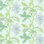 Ткань для штор Thibaut Lucala Aqua and Green F95751