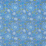 Ткань для штор Thibaut Sevita Blue and Green F964109