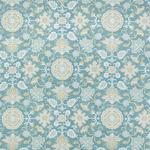 Ткань для штор Thibaut Mahal Aqua F964134