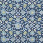 Ткань для штор Thibaut Mahal Navy F964135
