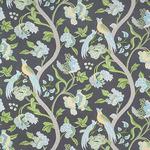 Ткань для штор Thibaut Janta Bazaar Charcoal F964157