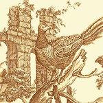 Ткань для штор F96339 Castle Pine Thibaut