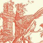 Ткань для штор F96342 Castle Pine Thibaut