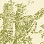 Ткань для штор F96343 Castle Pine Thibaut