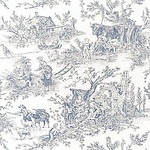Ткань для штор F99701 Toile Resource 2 Thibaut