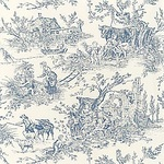 Ткань для штор F99702 Toile Resource 2 Thibaut