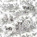 Ткань для штор F99703 Toile Resource 2 Thibaut