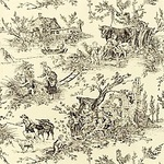Ткань для штор F99704 Toile Resource 2 Thibaut