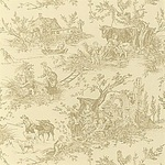 Ткань для штор F99705 Toile Resource 2 Thibaut