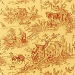 Ткань для штор F99706 Toile Resource 2 Thibaut
