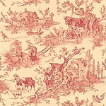 Ткань для штор F99707 Toile Resource 2 Thibaut