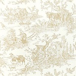 Ткань для штор F99711 Toile Resource 2 Thibaut