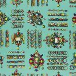 Ткань для штор FCL040-02  Belles Rives Christian Lacroix