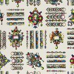 Ткань для штор FCL040-01  Belles Rives Christian Lacroix