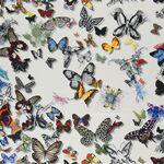 Ткань для штор FCL025-01  Butterfly Parade Christian Lacroix