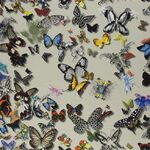 Ткань для штор FCL025-02  Butterfly Parade Christian Lacroix