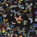 Ткань для штор FCL025-03  Butterfly Parade Christian Lacroix