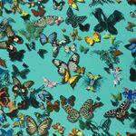 Ткань для штор FCL025-04  Butterfly Parade Christian Lacroix