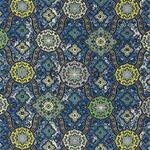 Ткань для штор FCL030-04  Carnets Andalous Christian Lacroix