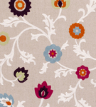 Ткань для штор F0653-06 Kashmir Clarke&Clarke