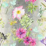Ткань для штор FDG2204-01  Madhuri Fabrics