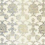 Ткань для штор FDG2235-01  Madhuri Fabrics