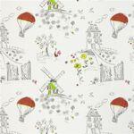 Ткань для штор F1828-01 Around The World Fabrics