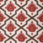 Ткань для штор Thibaut Myamar Ikat Navy (F936138)