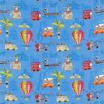 Ткань для штор 3204 Far Far Away Fabrics Harlequin