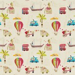 Ткань для штор 3205 Far Far Away Fabrics Harlequin
