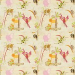 Ткань для штор 3207 Far Far Away Fabrics Harlequin