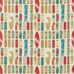 Ткань для штор 3214 Far Far Away Fabrics Harlequin
