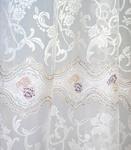 Ткань для штор 2910-3312 ORGANZA DEVORE MICROQUARTZ 60-1N Roma Decolux