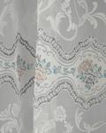 Ткань для штор 2910-3312 ORGANZA DEVORE MICROQUARTZ 60-2N Roma Decolux