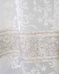 Ткань для штор 2910-3313 ORGANZA DEVORE MICROQUARTZ 60-4N Roma Decolux