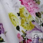 Ткань для штор BELLAMY C 25 Strawrose BC Fabrics