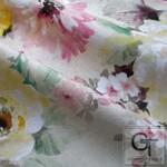 Ткань для штор STRAWROSE A 08 Strawrose BC Fabrics