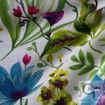Ткань для штор ORCHIDEA C 02 Strawrose BC Fabrics