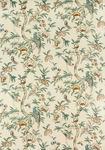 Ткань для штор F914226 Imperial Garden Thibaut