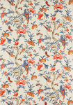 Ткань для штор F914228 Imperial Garden Thibaut