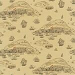 Ткань для штор 320002 Intaglio Zoffany
