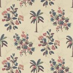 Ткань для штор 321679 Jaipur Embroidery Zoffany