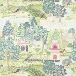 Ткань для штор 321684 Jaipur Embroidery Zoffany