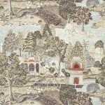Ткань для штор 321685 Jaipur Embroidery Zoffany