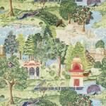 Ткань для штор 321686 Jaipur Embroidery Zoffany