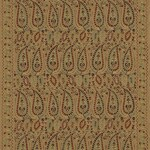 Ткань для штор 331629 Jaipur Embroidery Zoffany