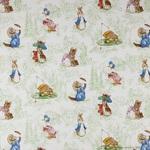 Ткань для штор J439F-01 Nursery Tales Jane Churchill
