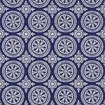 Ткань для штор 131072 Jardin Boheme Fabrics Harlequin